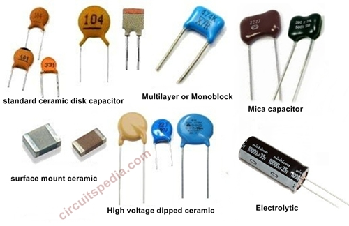 How To Read Capacitor Code Value Ceramic Capacitor Code