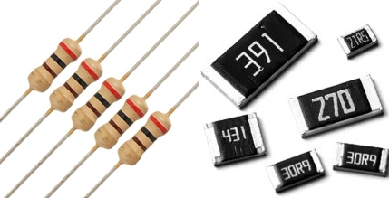 Resistor Working And Types