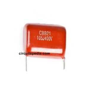capacitor 105J400v 105j 400v