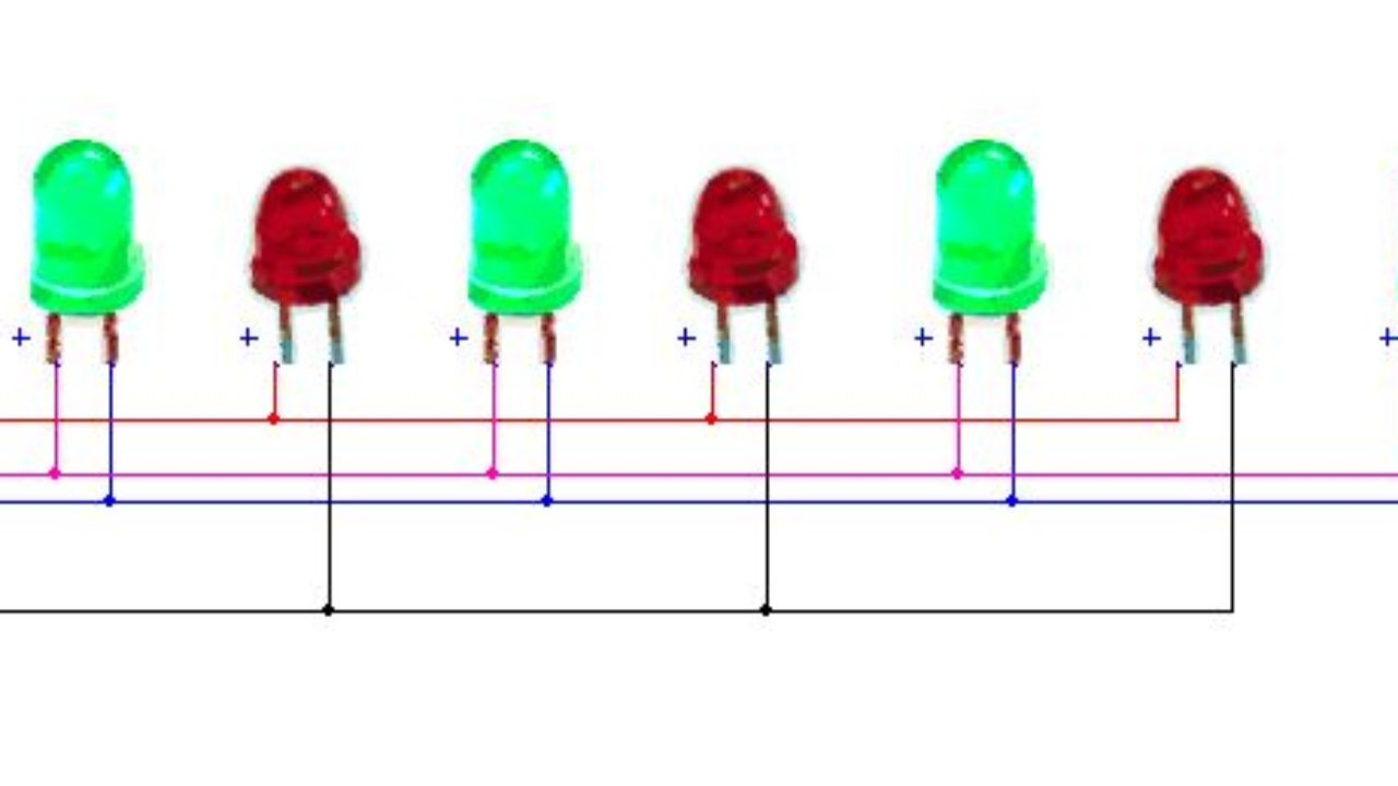 Liked So I Designed My Own Pulsing Led Circuit With A 555 Timer