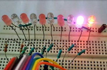 Multi Pattern LED Chaser