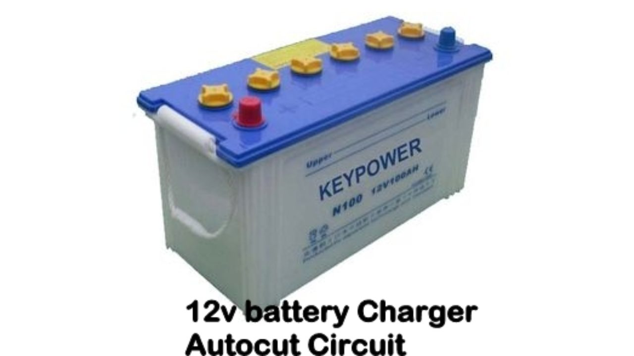 12v battery charger | 12v battery charger with auto cut off