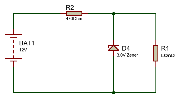 zener diode working