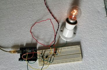 AC dimmer using Arduino
